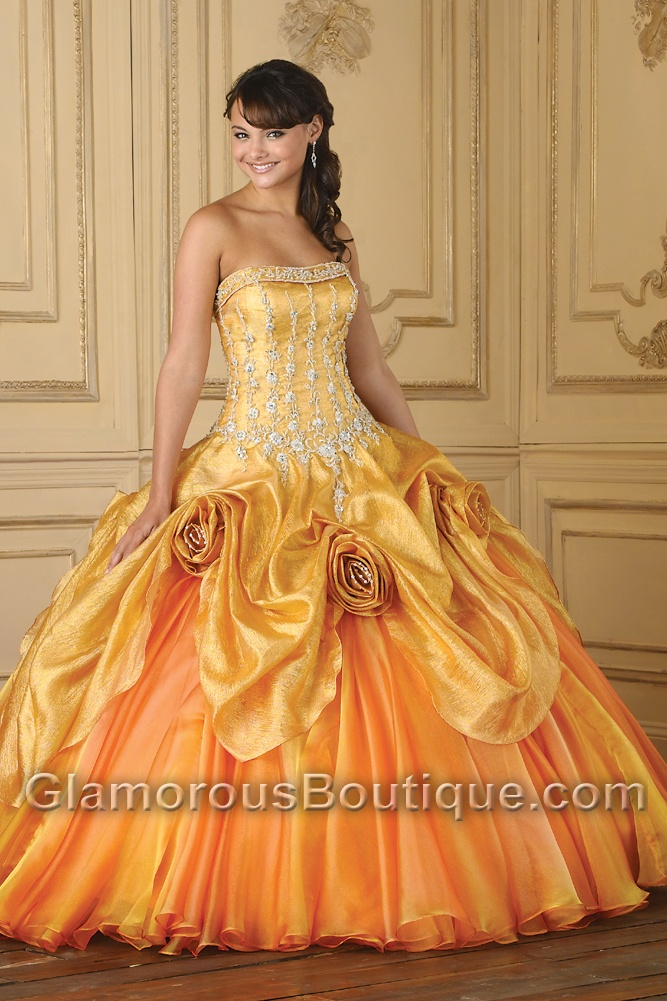 Beauty and the beast dress magical fairytales pinterest for Beauty and the beast style wedding dress