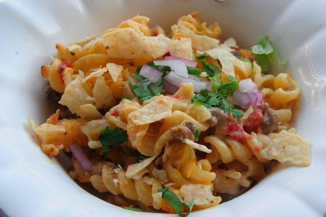 Spaghetti Nachos Recipe — Dishmaps