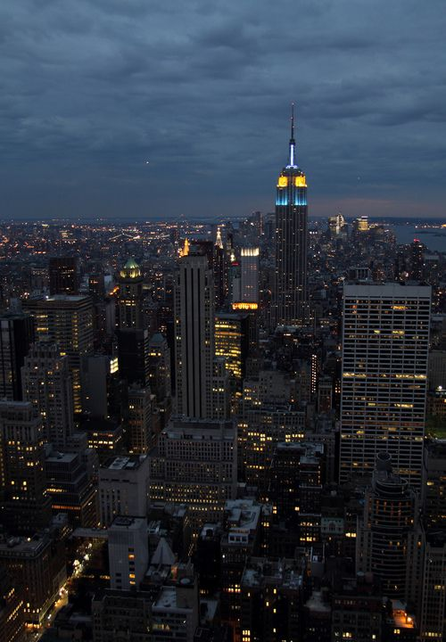 new york city state flag