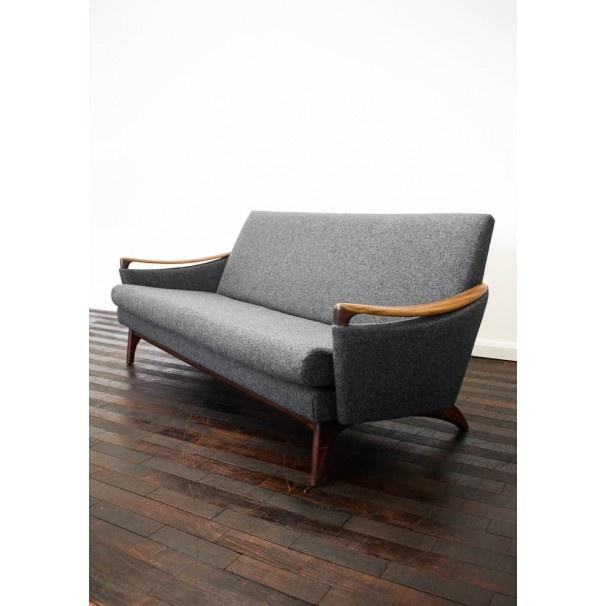 vintage 1960's British sofa