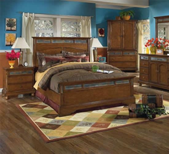 Slate Bedroom Set From Ashley Furniture Ashley Furniture Pinterest
