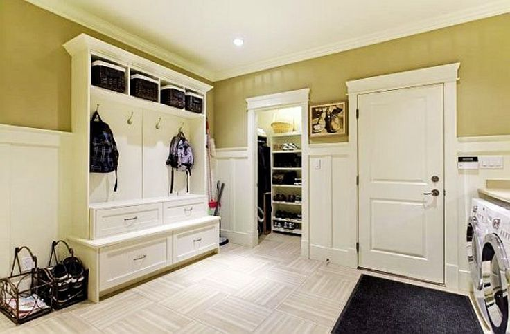 laundry mud room combo dream home pinterest
