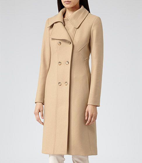 Reiss Board Coats | CLOSET...COAT RACK | Pinterest