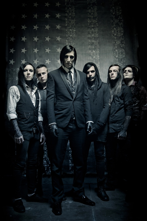 Motionless In White MIW \m/ | Motionless i...
