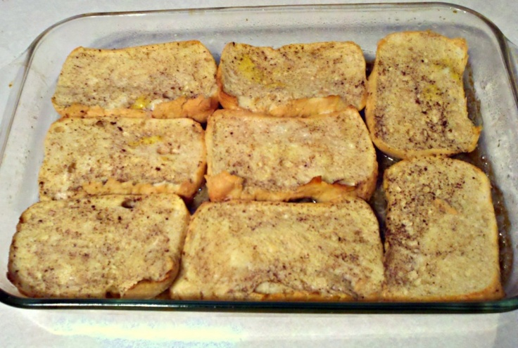 baked french toast fluffy french toast french toast on a stick ...