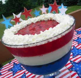 IT'S ALL GOOD.: {red, white & blue dessert!} | Gentry's Jake and the ...