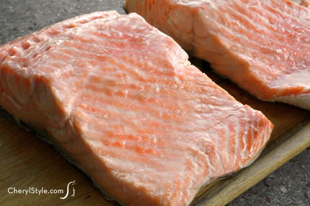 Make quick and easy poached salmon for moist and tender fish every ...