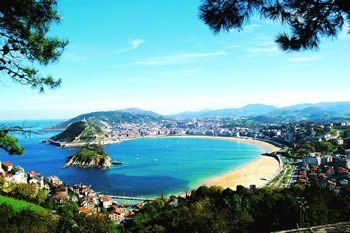 Honeymoon - San Sebastian, Spain