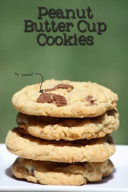 Peanut Butter Cup Cookies | Sweet Love | Pinterest