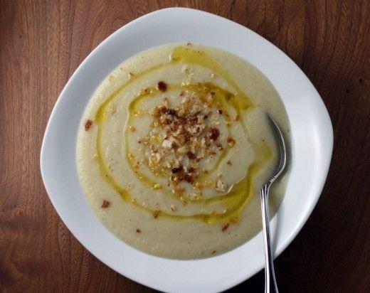 Celery Root Soup | dinner ideas | Pinterest