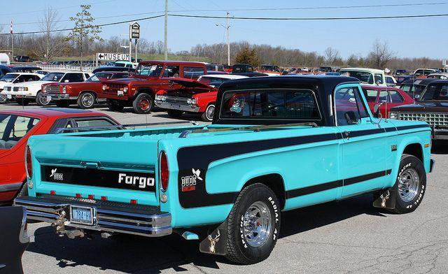 1971 Fargo Camper Special Dude pickup by carphoto, via Flickr