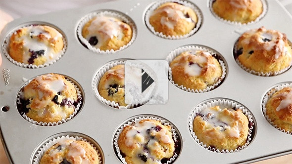 blueberry orange cornmeal muffins | cupcakes, muffins & donuts | Pint ...