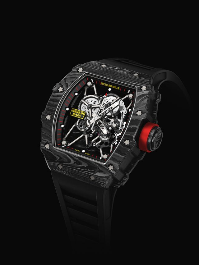 why richard mille watches are so expensive