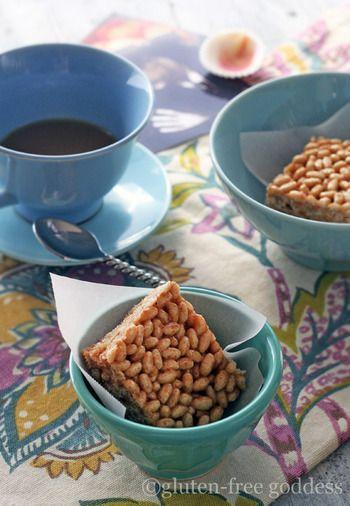 Gluten-Free Rice Crispy Treats by Gluten-Free Goddess