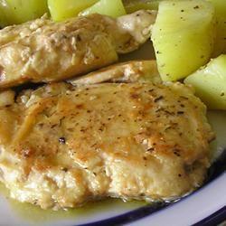 Spicy Garlic Lime Chicken - Love the spicy little kick this chicken ...