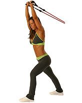 Workouts for arms with resistance bands qvc