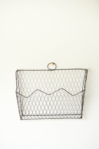 wire wall letter holder things pinterest With wire letter holder wall