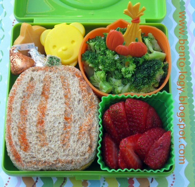 perfect for the kids fall lunch... | For the Bambinos | Pinterest