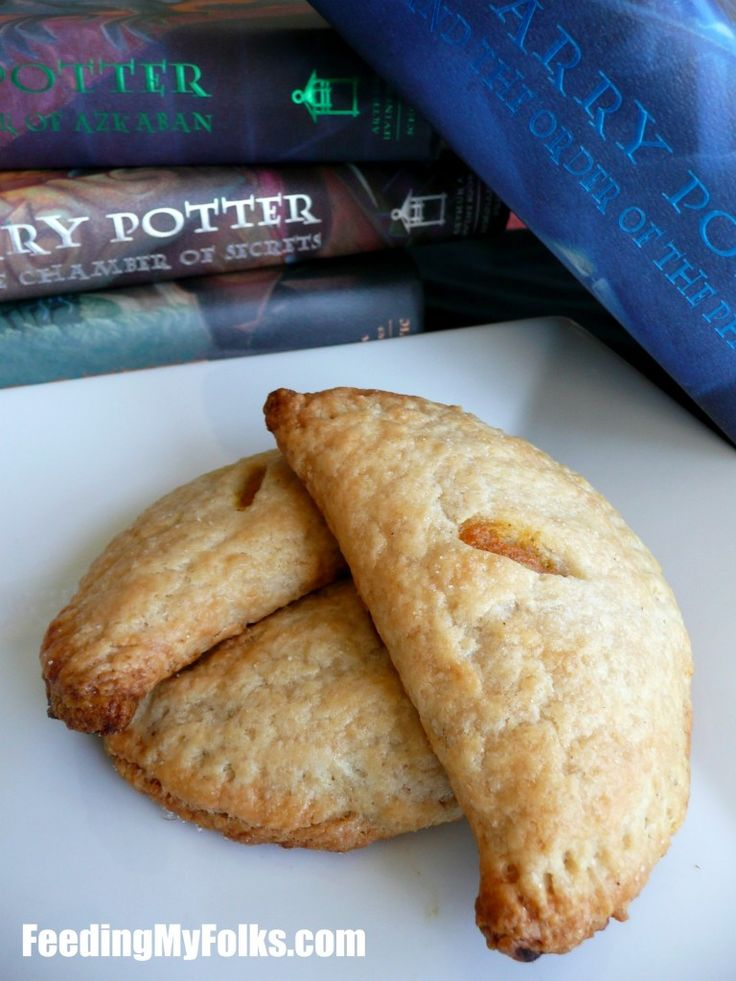 Harry Potter Pumpkin Pasties | Feeding My Folks-making these tonight ...