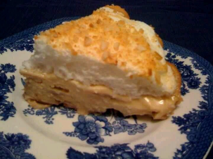 Banana Pudding Pie | Just Cakes & Pies | Pinterest