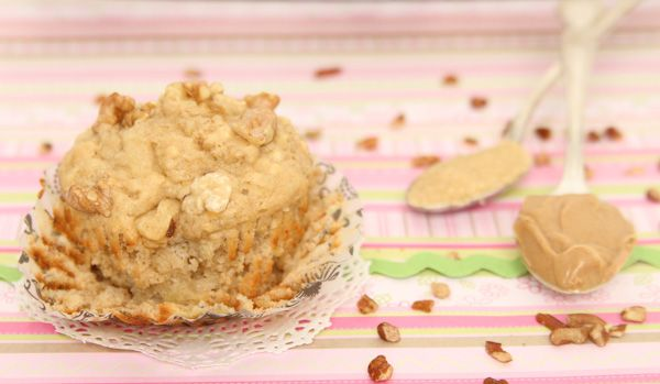 Peanut Butter Banana Muffins | Muffins, Cupcakes & Pancakes-They dese ...