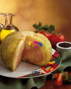 Cavolo verza ripieno | Cucinare Meglio