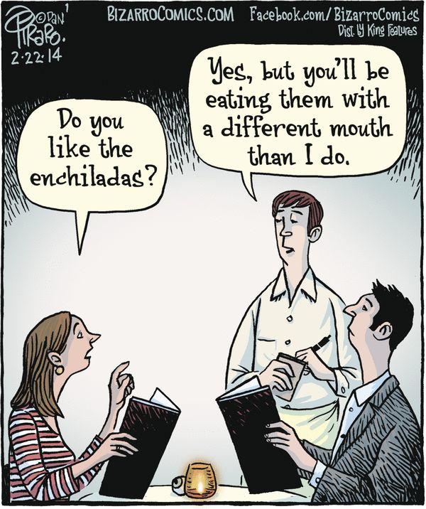 Quot Bizarro Quot By Dan Piraro Fave Comic Strip Funnies