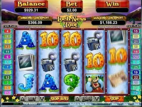 $100 slots vegas