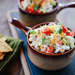 White Turkey Chili - 30 minute meal and perfect for Thanksgiving ...