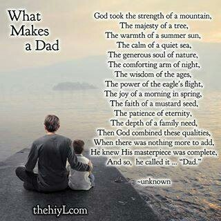 christian fathers day quotes and sayings