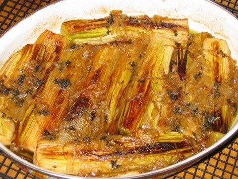 Braised Leeks | Recipes to Make | Pinterest