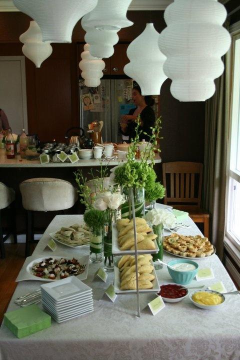 jordan 39 s baby shower food table my partys pinterest