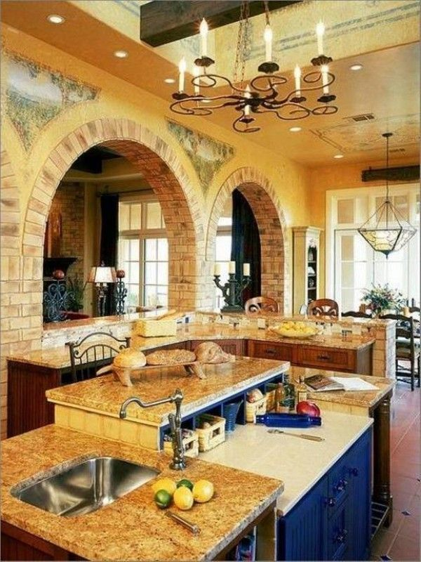 Tuscan Decorating Ideas Classy Of Tuscan Kitchen Decorating Ideas Image