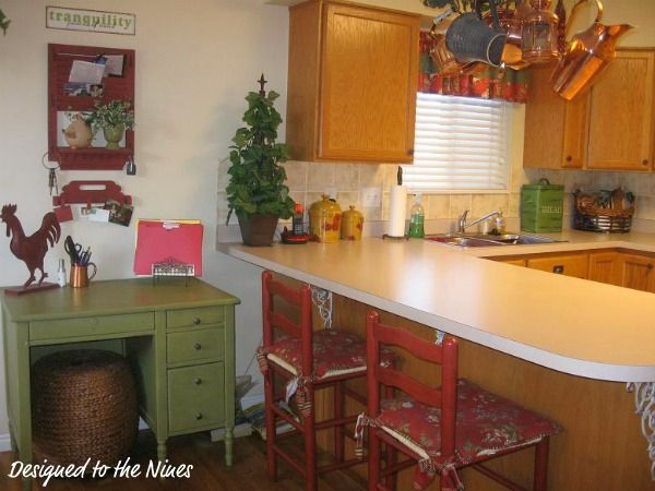 My old country kitchen My Designs