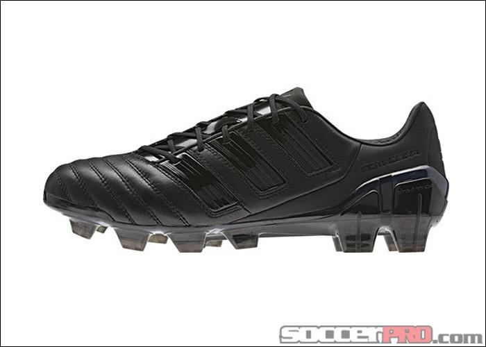 adidas adiPower Predator TRX Soccer Cleats - All Black...$179.99