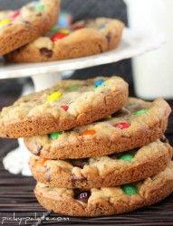 xxl m amp m cookies