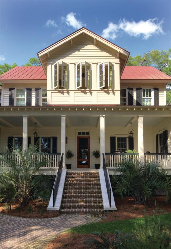 Southern style home house beautiful pinterest Southern home decor on pinterest