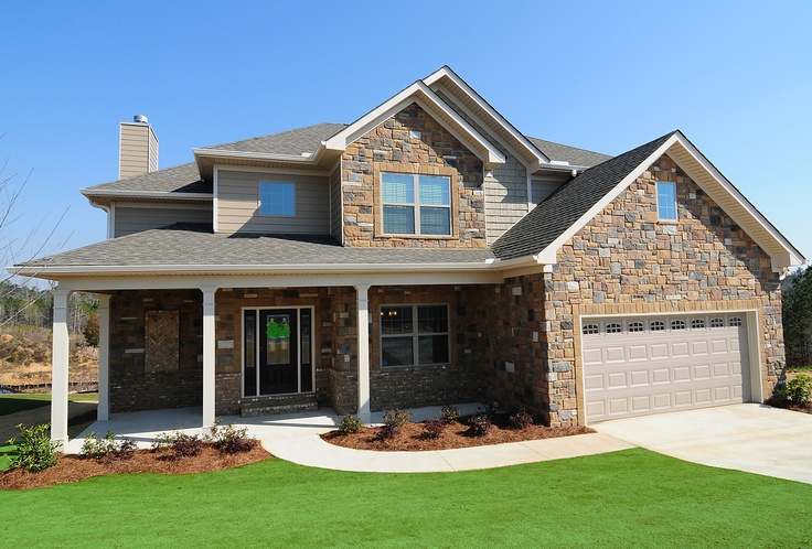 Pin by grayhawk homes on 2013 st jude dream home built by for Dream homes georgia