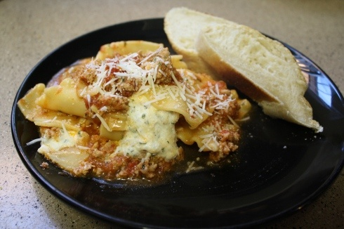 Stovetop lasagna | Yummy in my Tummy! | Pinterest