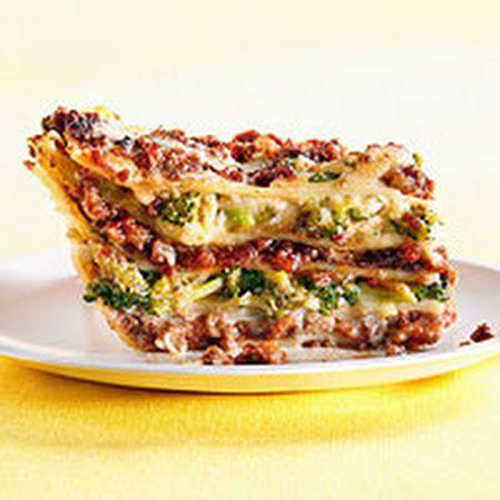 All-American Lasagna | Food porn | Pinterest