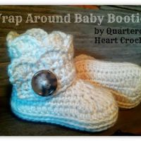 Crochet Baby Booties -- Free Patterns - About