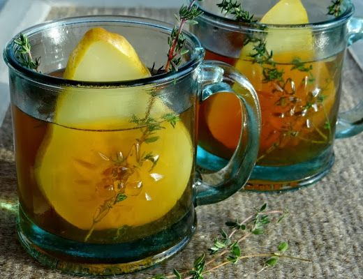 pear brandy mulled white wine with pear brandy recipe on food52 mulled ...
