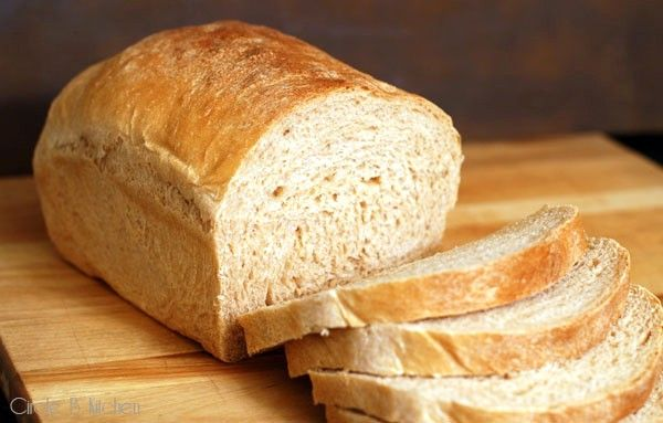 Light Wheat Sandwich Bread | Recipes To Try! | Pinterest