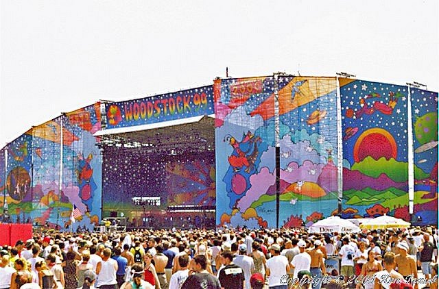 Woodstock 99 - I was there!!!