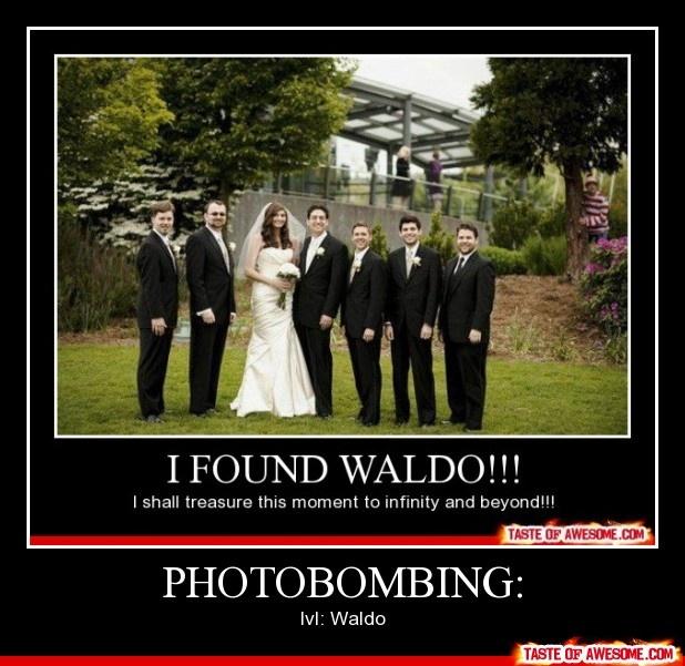 Other - photobombing: