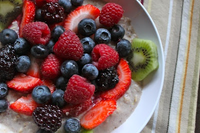 Berry Delicious Oatmeal | Food and Recipes / 음식과 요리법 ...
