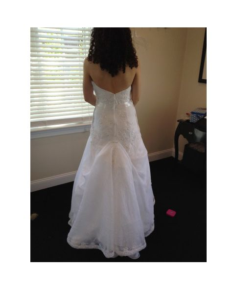 American Bustle Bridal Gown Pinterest