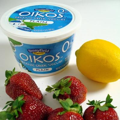 Fresh Strawberry Yogurt Cake | Recipe