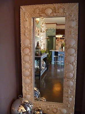 Original How To Frame Your Bathroom Mirrors Beachinspired Bathroom Makeover