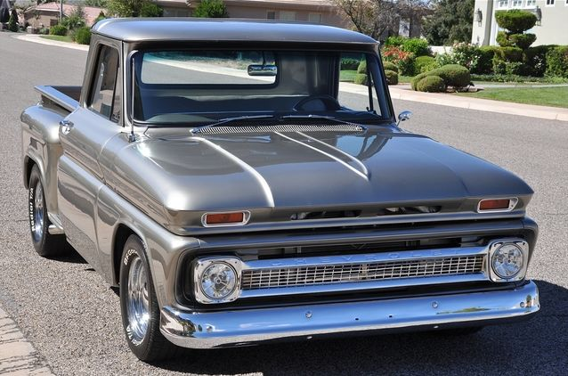 1966 CHEVROLET C10 STEPSIDE | eBay | All The Classics!! | Pinterest